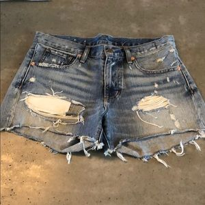 Denim and supply by Ralph Lauren cut off shorts 27